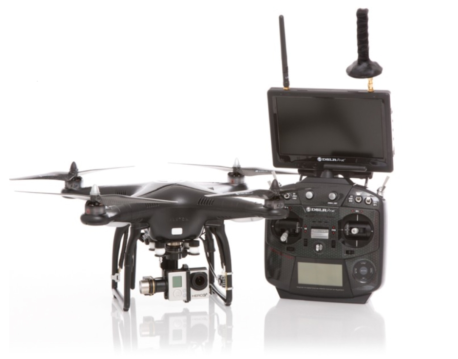 Expedition Series P2 Aerial Kit