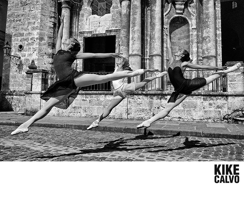 Photographer Kike Calvo flying drones