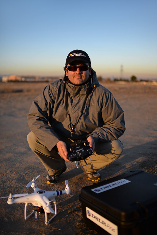 Photographer and National Geographic Expert Kike Calvo