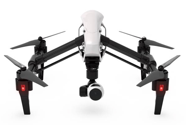 Inspire1 on KIKE CALVO Drone Blog