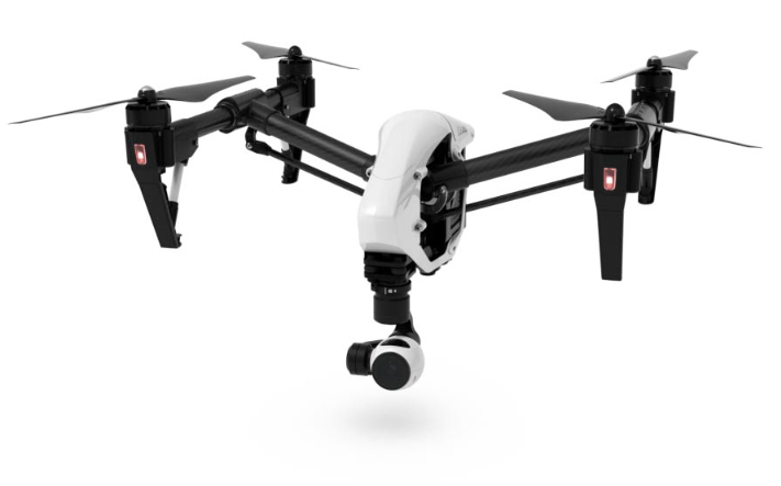 DJI INSPIRE 1 on KIKE CALVO BLOG