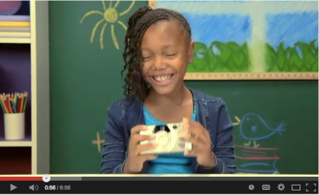 KIDS REACT TO CAMERAS on KIKE CALVO BLOG