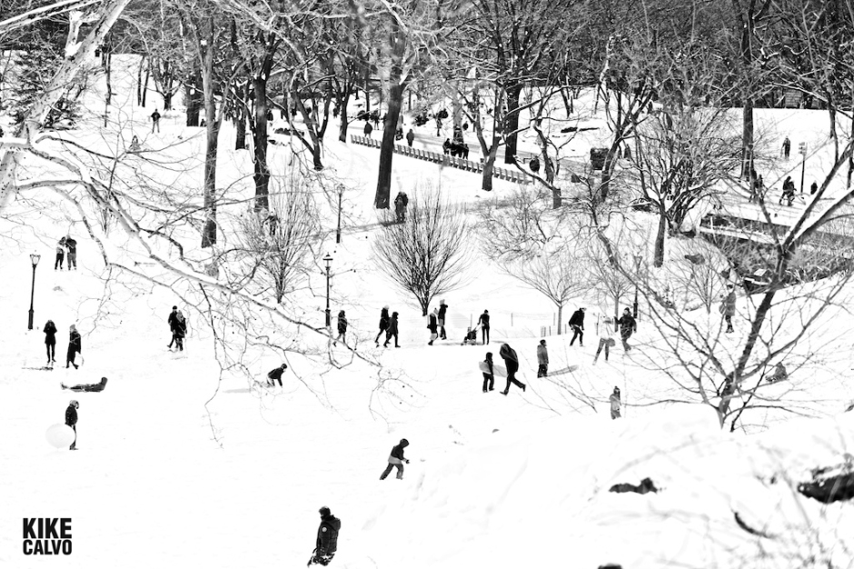 CENTRAL PARK AFTER JUNO BY KIKE CALVO