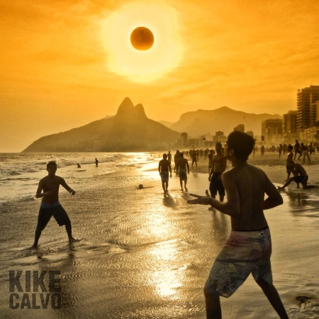 Ipanema Beach by KIKE CALVO