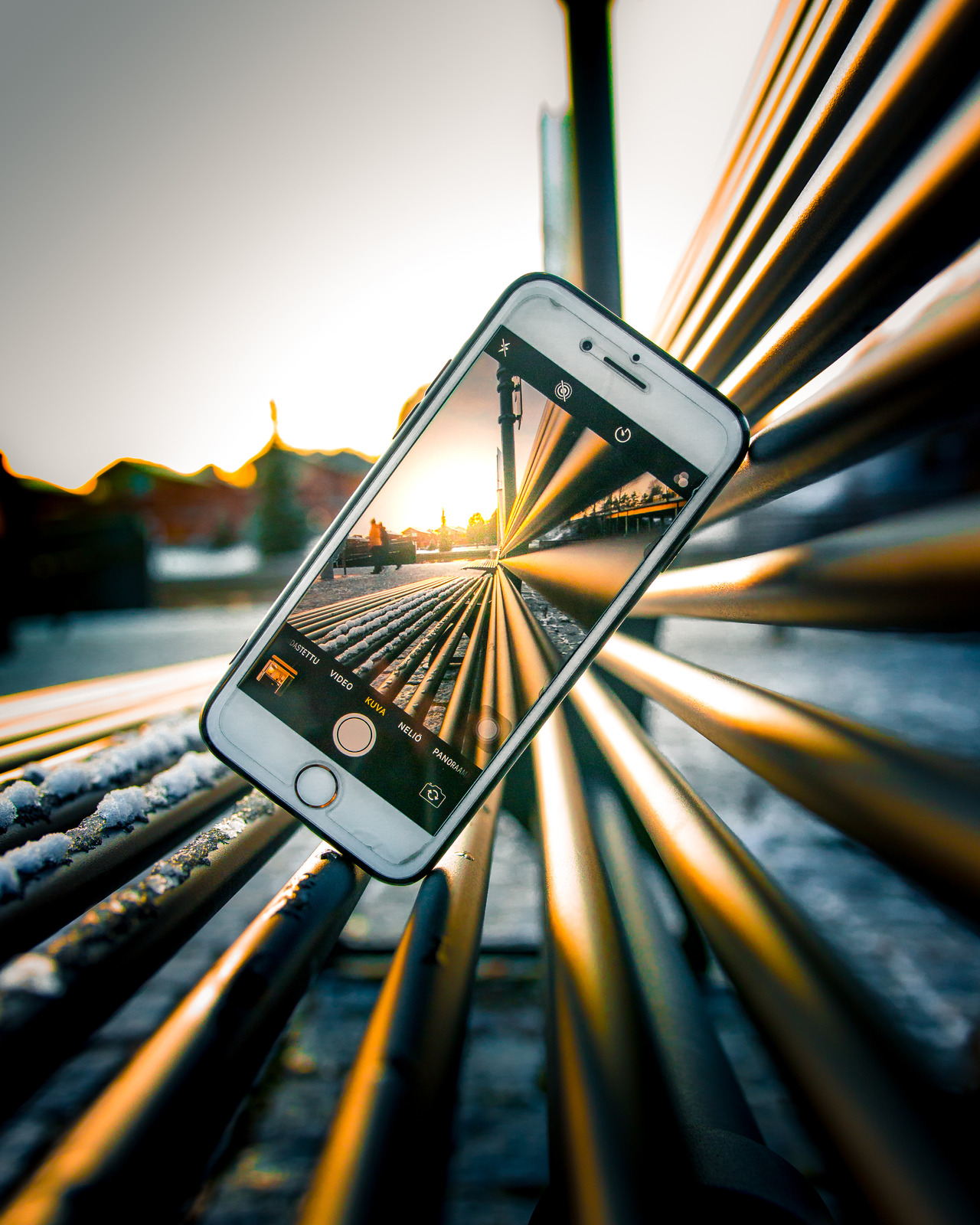 Canva - Photo Of An Iphone