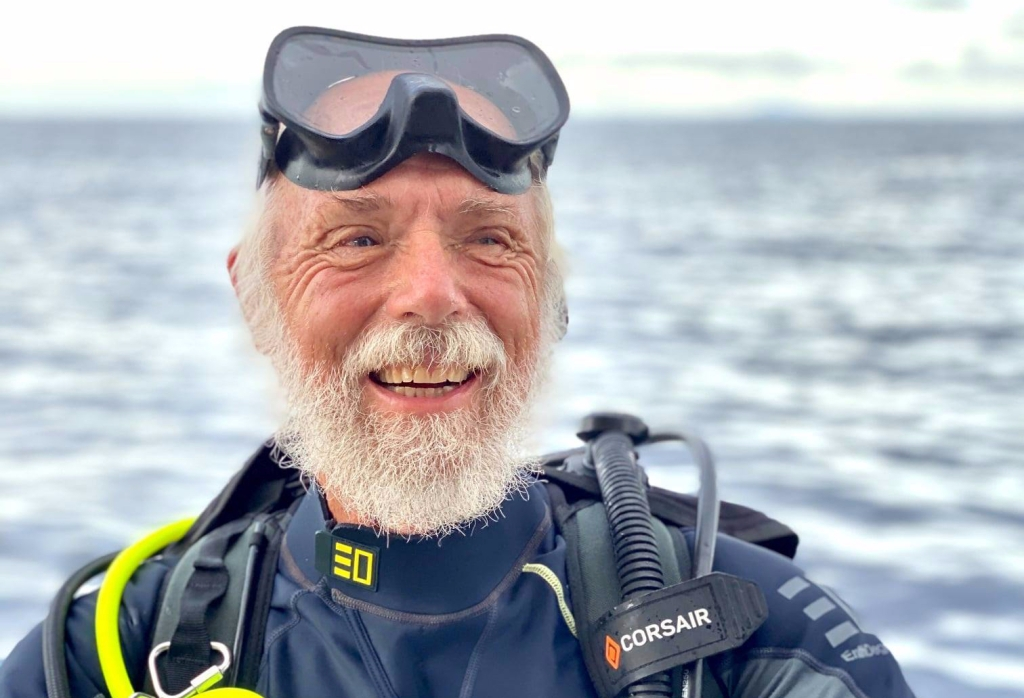 Conservationist John Rumney dies at 70