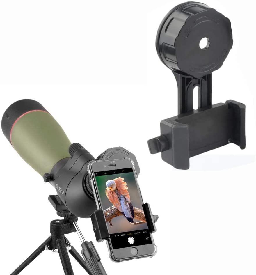 Spotting Scope Smartphone Camera Adapter