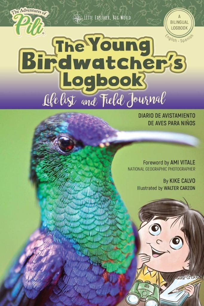 The Young Birdwatcher´s Logbook. Diario de Avistamiento de Aves.
