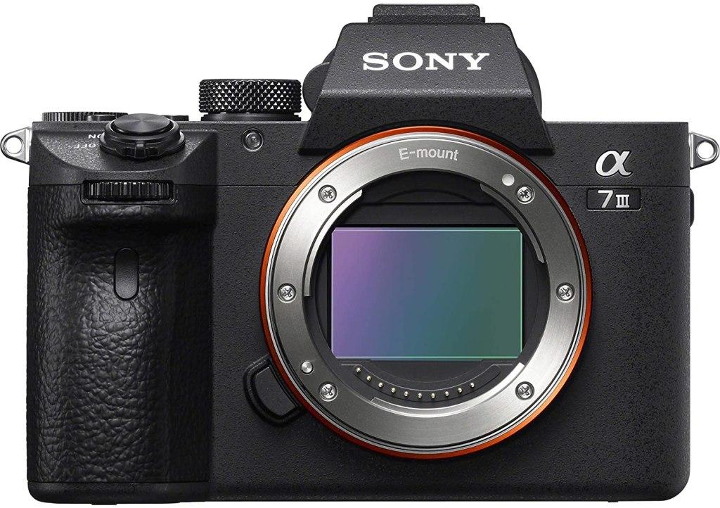 Sony a7 III Full-Frame Mirrorless